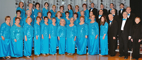 The harmony singers of pittsburgh, a voluntary performing choral group